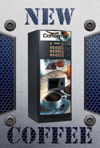 Vending machines business