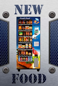 Vending machines business