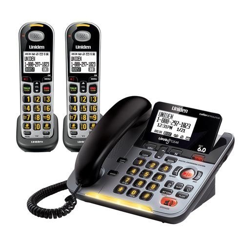 Big Phone Uniden Button