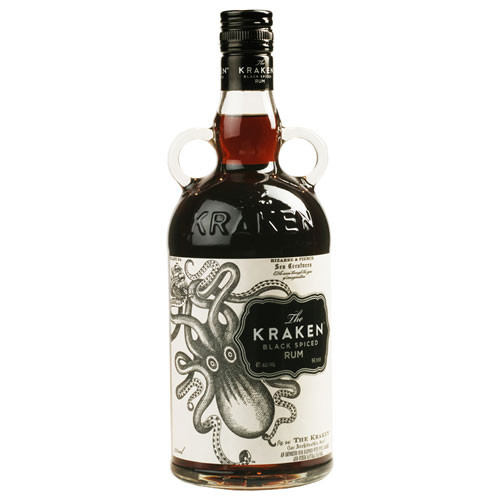 Kraken Black Spiced Rum 750ml Crown Wine Amp Spirits