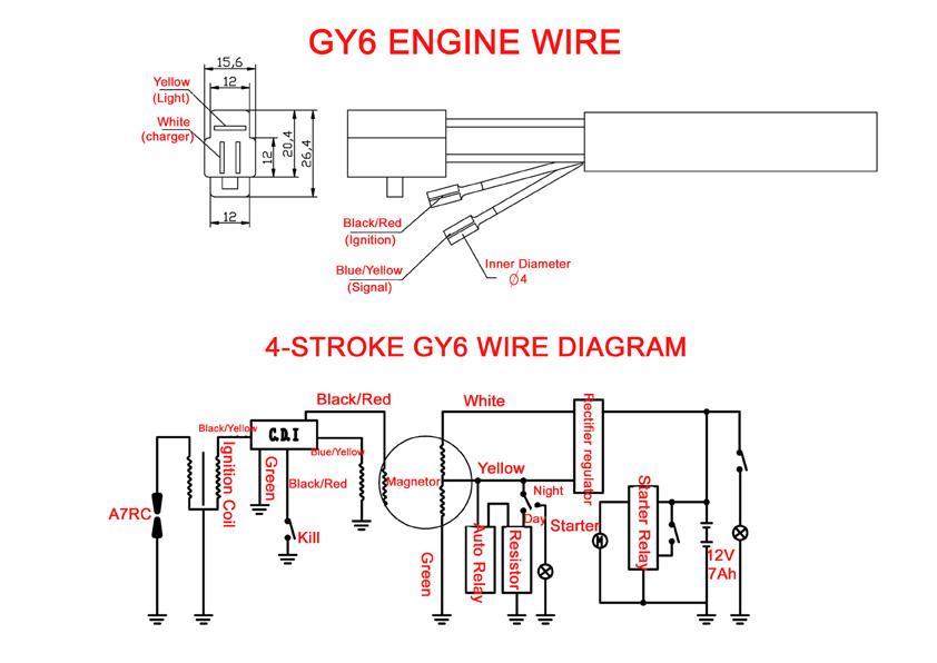 Yerf Dog Scout Wiring Diagram  Wiring Diagram Database