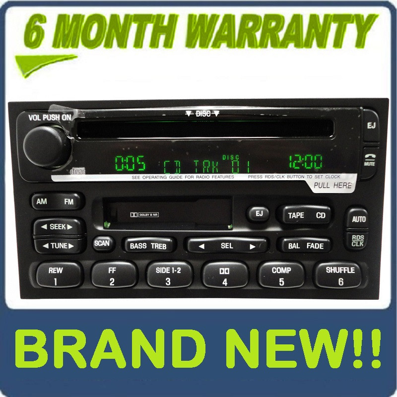 NEW MERCURY Villager NISSAN Quest Radio Stereo Tape Player
