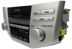 Lexus RX 330 RX330 Radio 6 CD Player 2005 2006 05 06