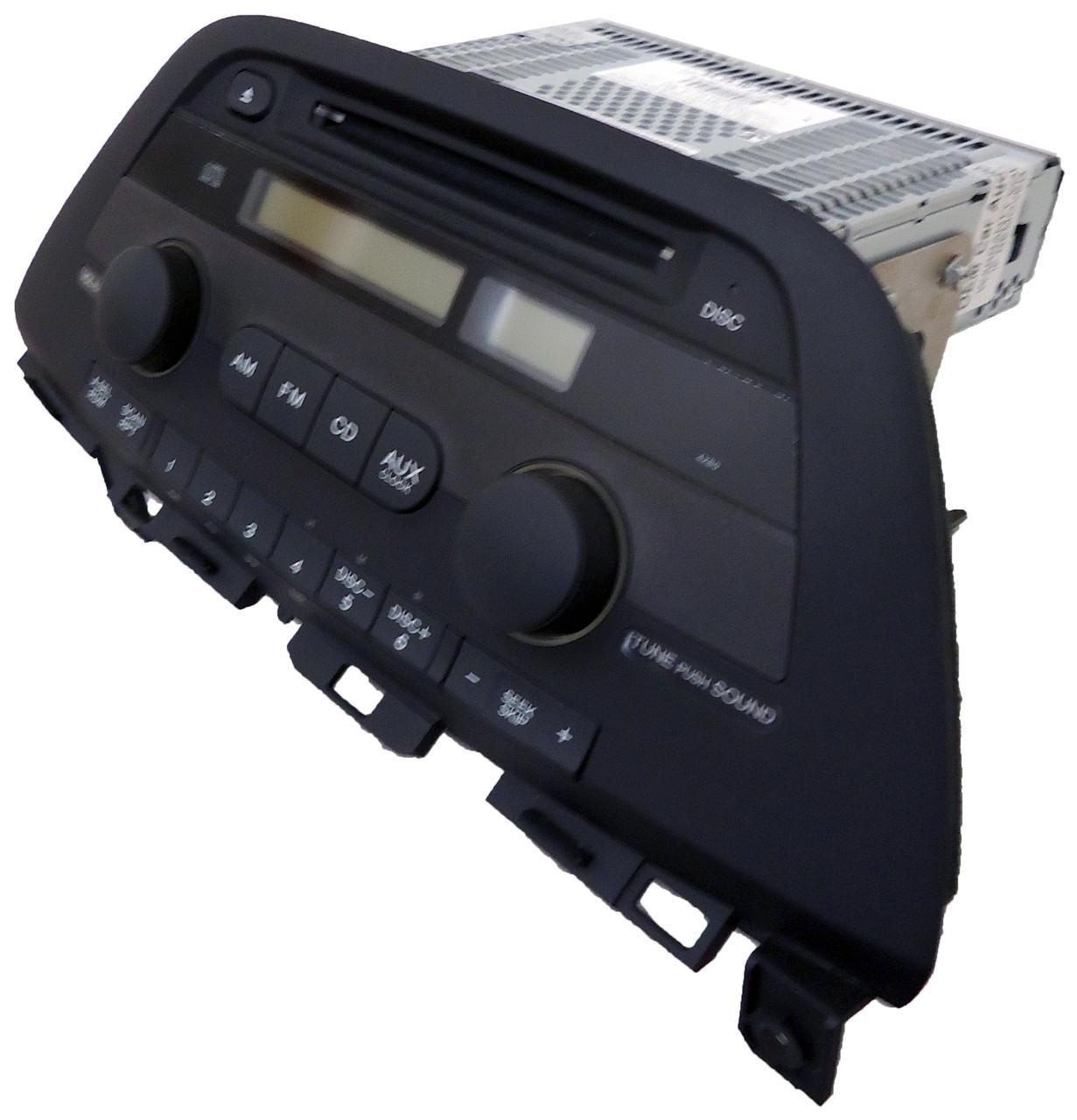 05 06 07 Honda ODYSSEY Radio AUX Input CD Disc Player