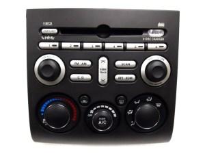 MITSUBISHI GALANT ENDEAVOR Radio Stereo 6 Disc Changer MP3 CD Player AC HEAT Temp Controls
