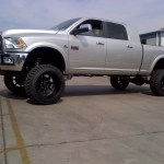 2003 2008 Dodge Ram 3500 4wd Diesel Motor Lift Kit 8 W Shocks Mcgaughys 54350 Accessory Partners