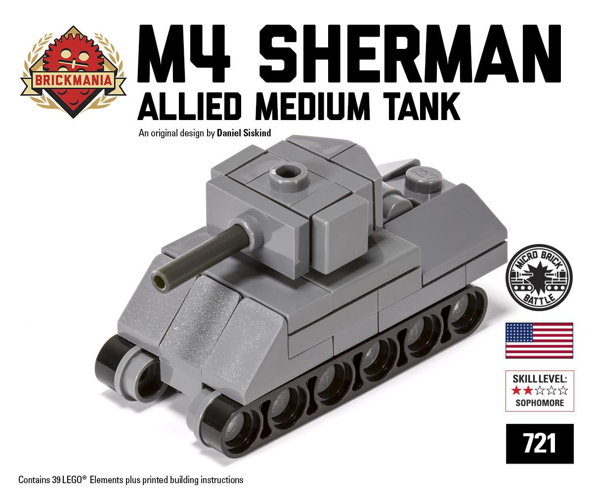 M4 Sherman Micro-tank