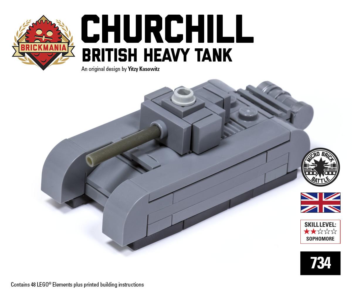 Churchill Micro-tank