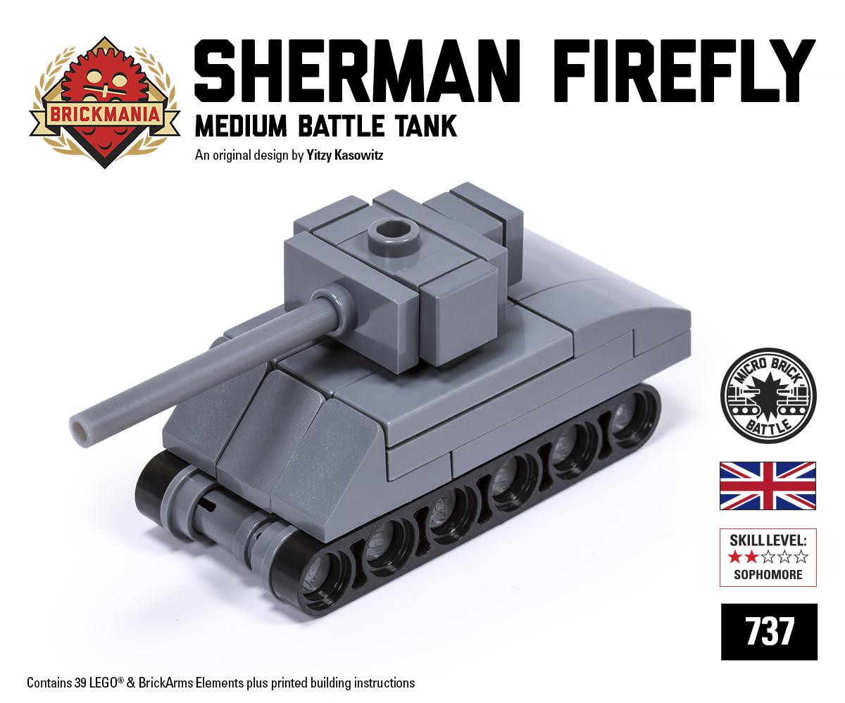 Sherman Firefly Micro-tank