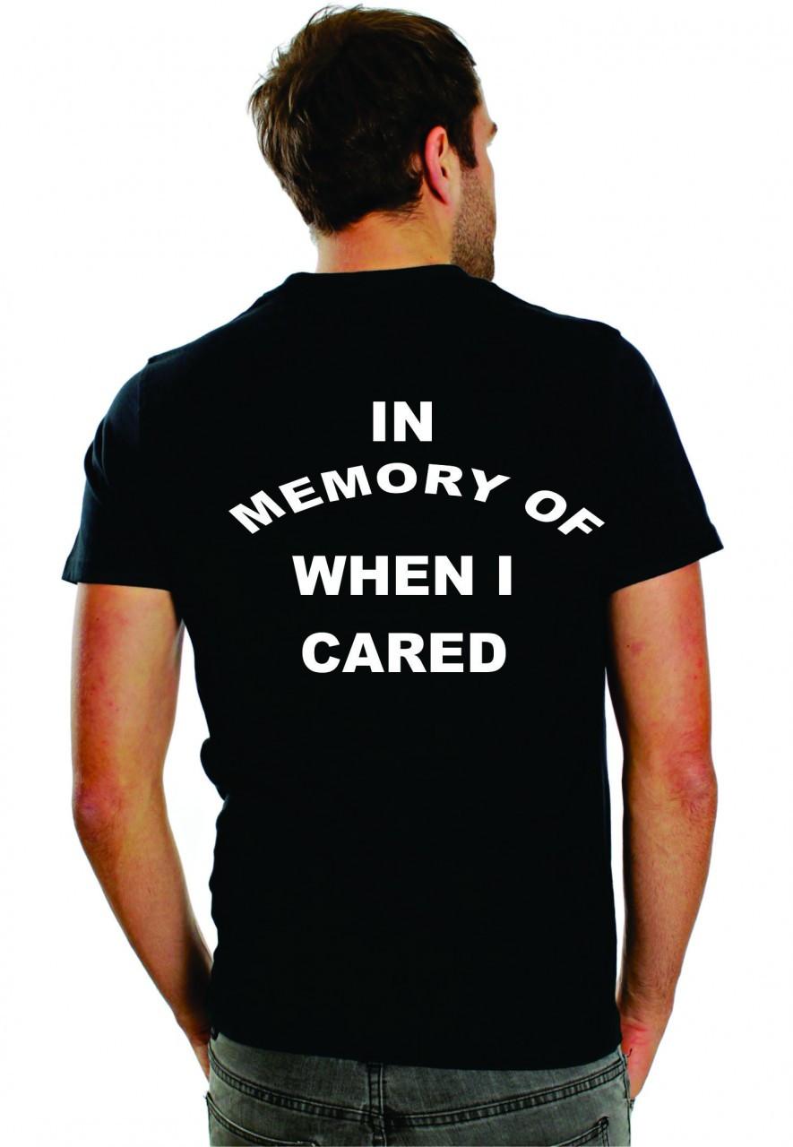 Memory Tee Shirts