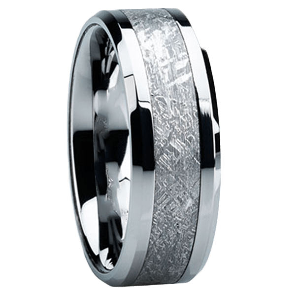 Why Meteorite Wedding Bands Mens Wedding Bands