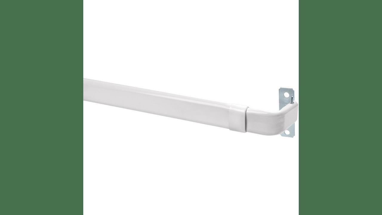 lock seam adjustable curtain rod 2