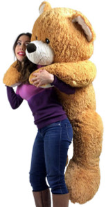 Extremely Large Stuffed Animals That Range In Size Between