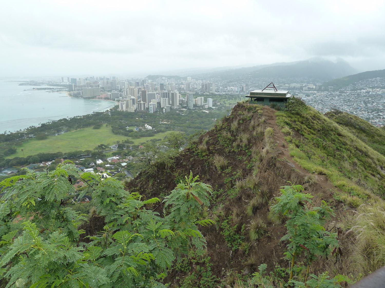 Diamond Head, Honolulu, Oahu, Hawaii