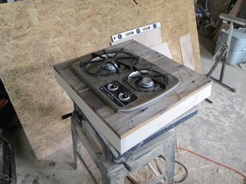Building the Kitchen (Part 2)