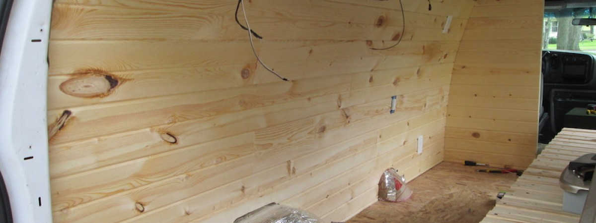Paneling the Walls (Part 3)