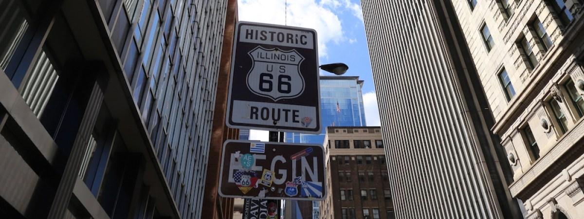 Route 66: Springfield, IL to Chicago, IL