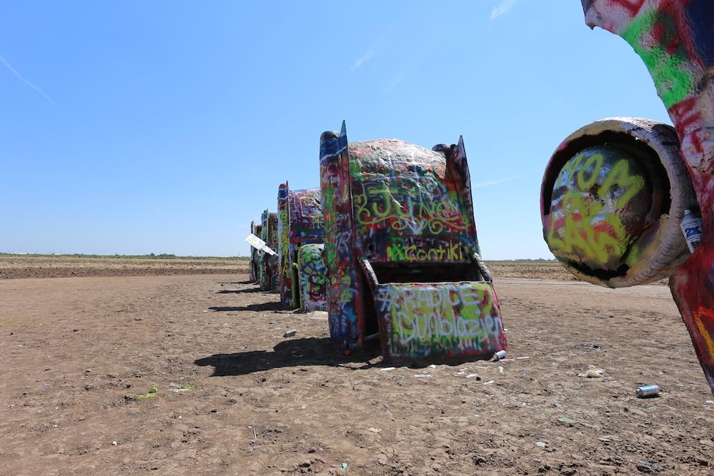 Route 66: Santa Rosa, NM to Elk City, OK