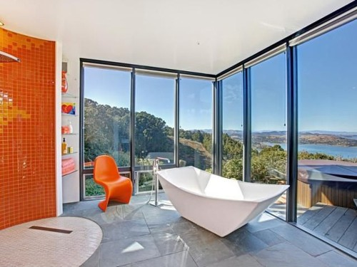 Contemporary Bathtub 4