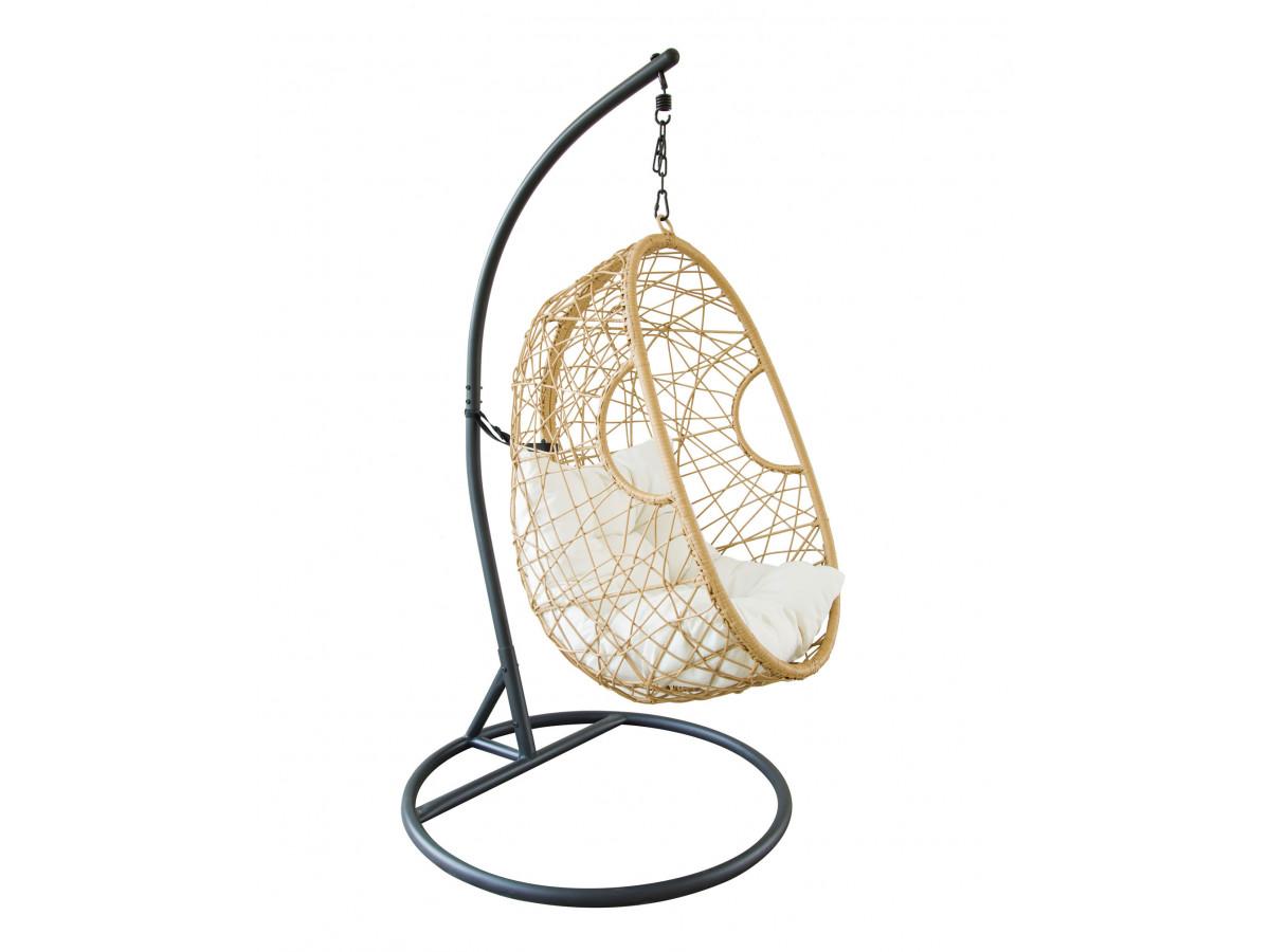fauteuil suspendu naturel auguste