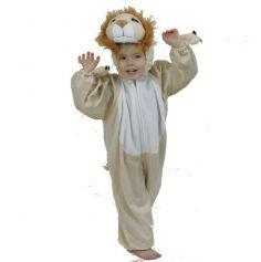 deguisement de petit lion en peluche