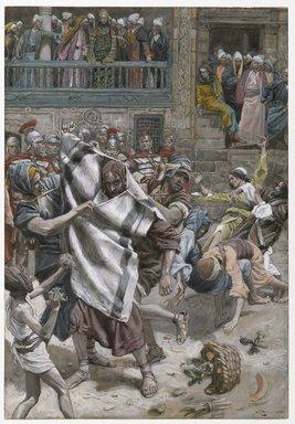 Jesus Before Herod (James Tissot, 1886-1894)