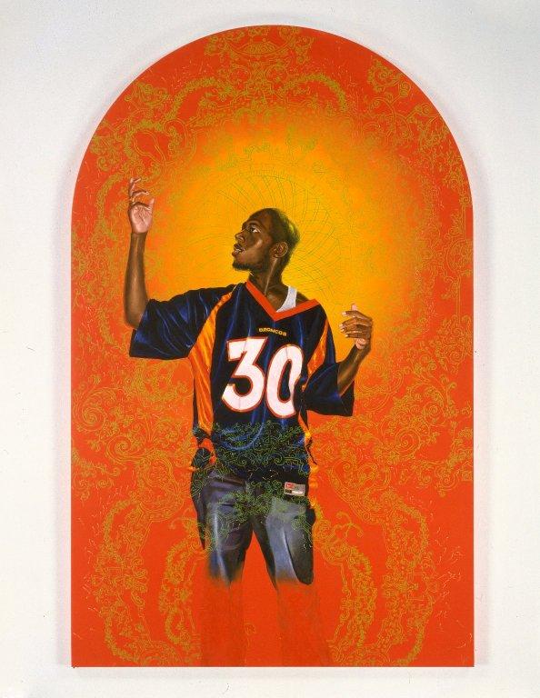 Passing/Posing, Kehinde Wiley, Brooklyn Museum
