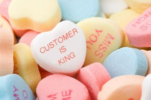 Why Content Isn't King! image customerserviceconversationhearts 300x199