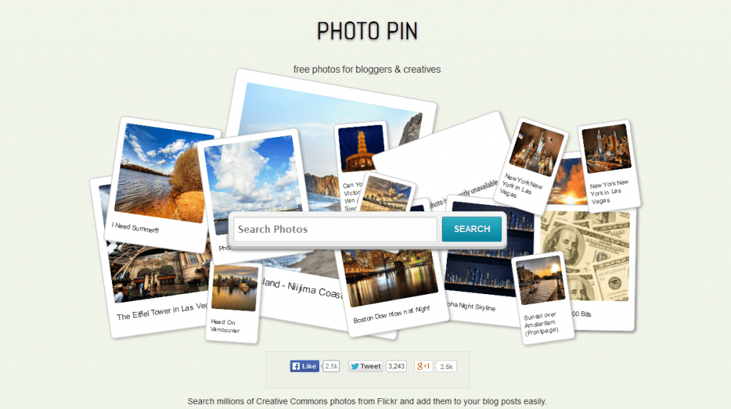 15 Places to Find Free Images for Your Blog image photopin
