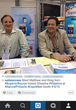 Superior Source at ExpoWest