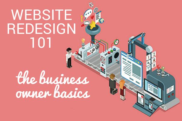 Website Redesign 101 - The Basics for Business Owners http://www.overgovideo.com/blog/website-redesign-101-before-you-hire-a-company via @overgostudio