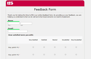 Labels placed left, above the form field are the fastest and easiest variant to read.