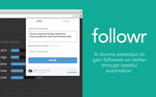 Followr apps for marketers