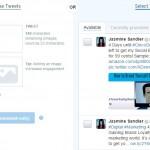 Tweet engagement campaign best practices jasmine sandler