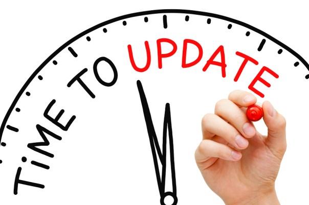 update seo