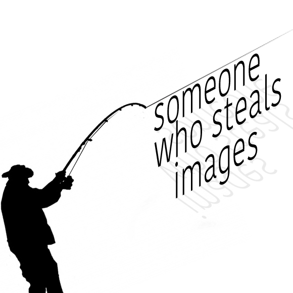 Someone Who Steals Images