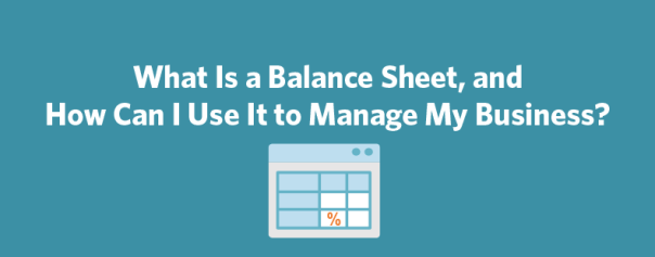 balance sheet ft image