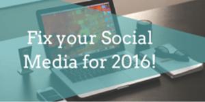 The Social Media Tuneup