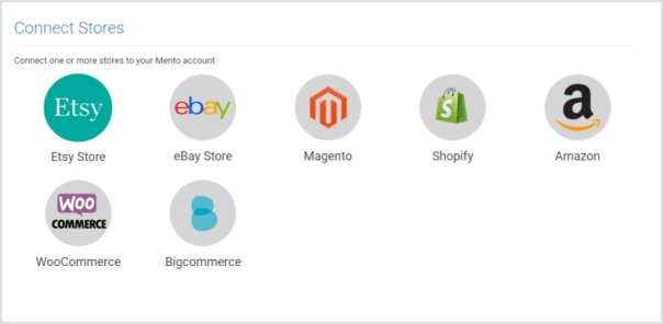 connect ecommerce store