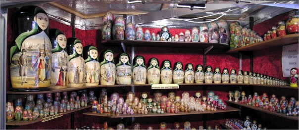 russian-dolls-and-please-do-not-touch-sign-for-how-to-quickly-create-blog-content