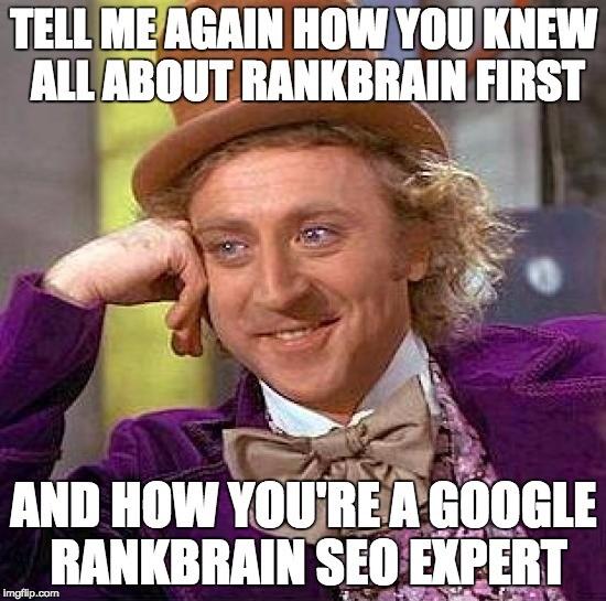 rankbrain predictions