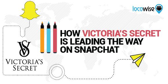 Victorias Secret on Snapchat
