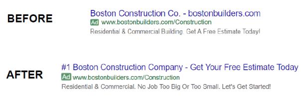 ad copy examples