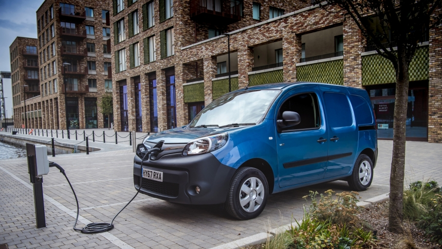 Best electric vans | BuyaCar