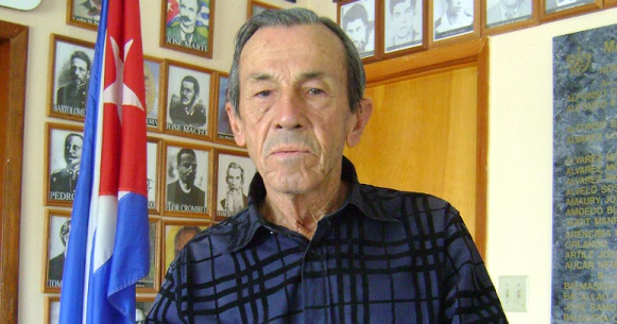 Resultado de imagen para foto del cubano Abel Nieves Morales