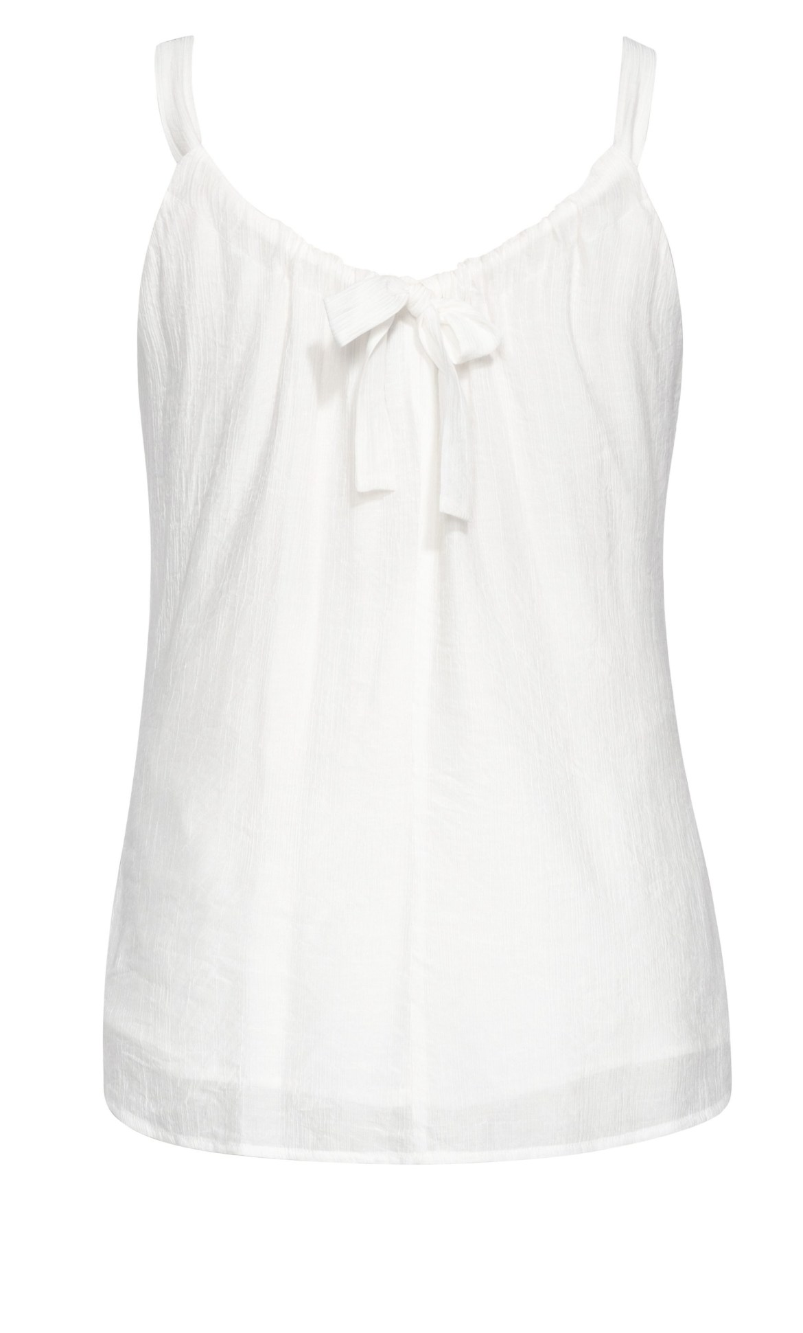 Betty Bow Top - ivory 7