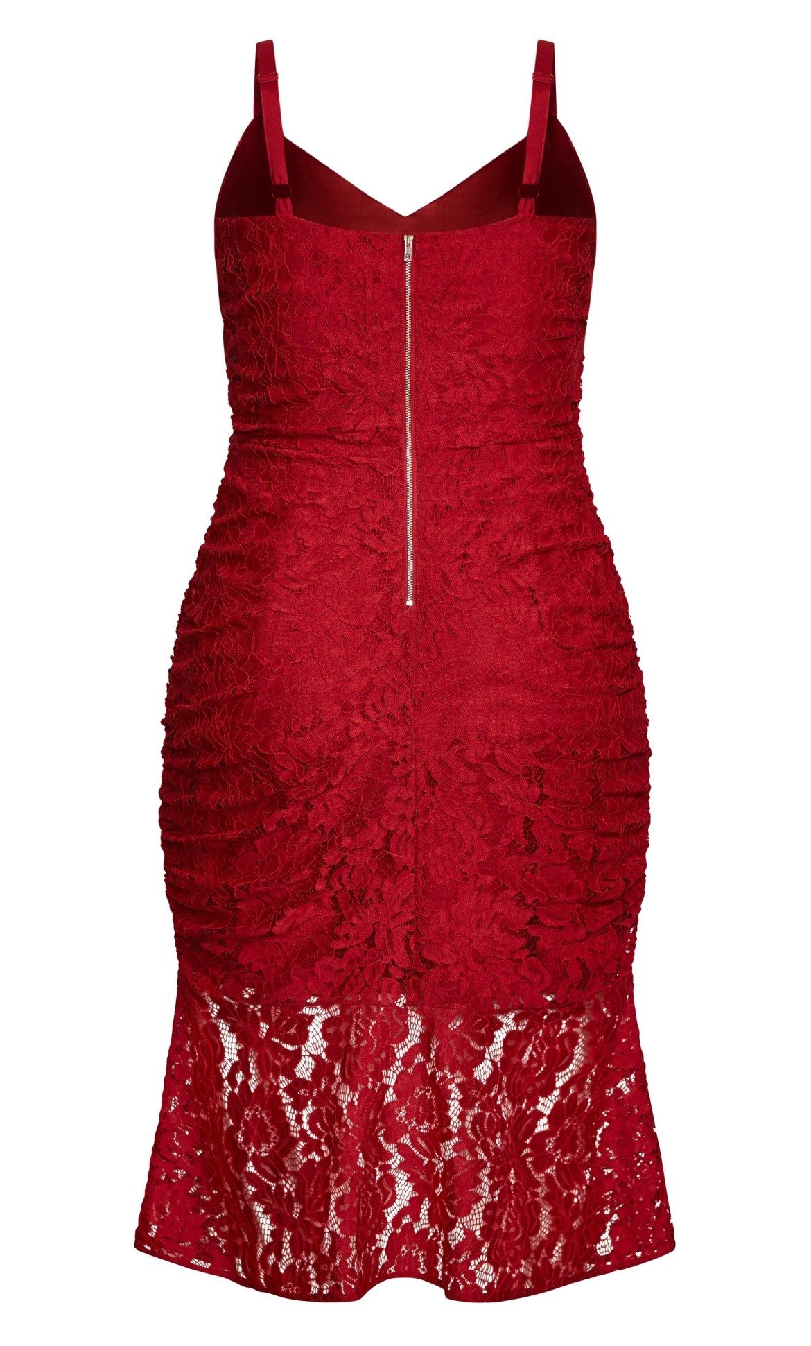 Lust After Dress - red 8