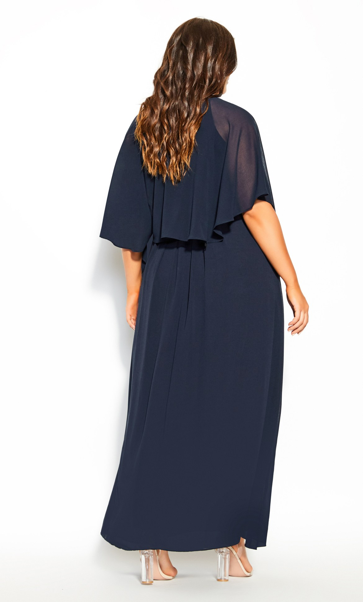 Multi Way Shrug - navy 4