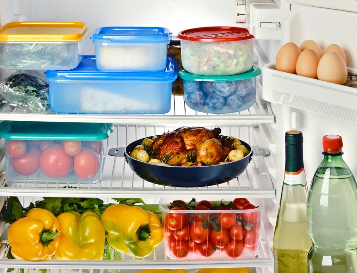 por que no se puede guardar la comida caliente en el refrigerador |  CocinaDelirante