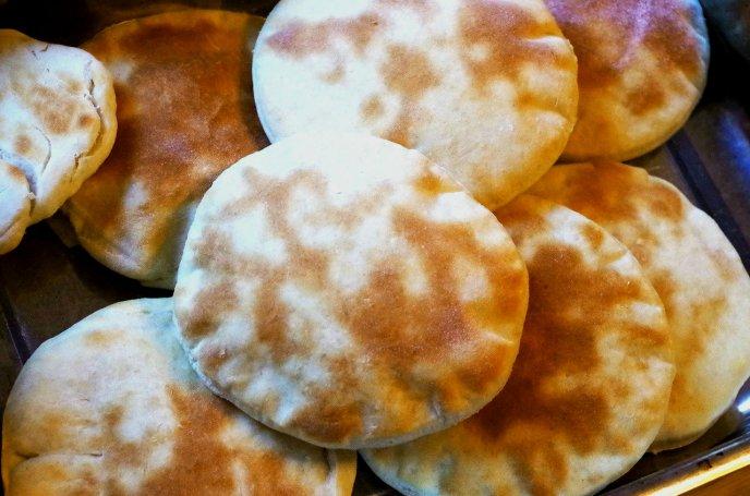receta de pan de avena en sarten delicioso